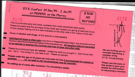 confest ticket
