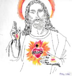 Jesus by J